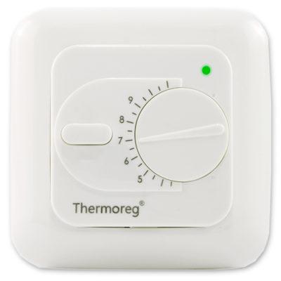 Терморегулятор для теплого пола Thermo Thermoreg TI 200 классический