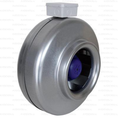 Круглый канальный вентилятор SALDA VKAP 160 MD 3.0