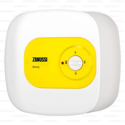Накопительный водонагреватель Zanussi ZWH/S 30 Melody O Yellow