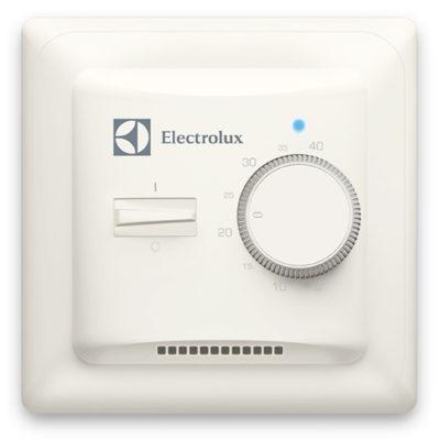 Терморегулятор для теплого пола Electrolux ETB-16 Thermotronic Basic
