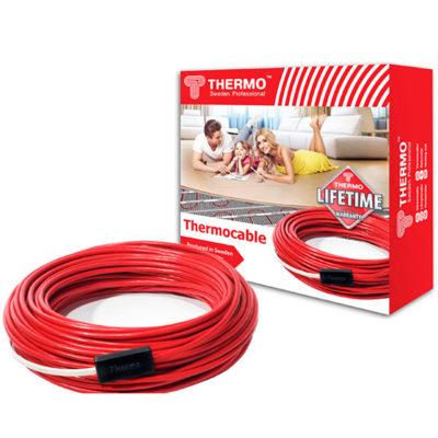 Нагревательный кабель Thermo Thermocable SVK-20 - 1500 Вт (73м)