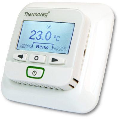 Терморегулятор для теплого пола Thermo Thermoreg TI 950 интеллектуальный